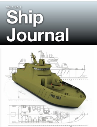 Ship Journal Vol.5 No.9 by Arley Soto Rueda book summary, reviews and downlod