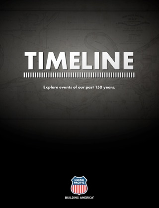 Union Pacific Timeline by Tim McMahan book summary, reviews and downlod