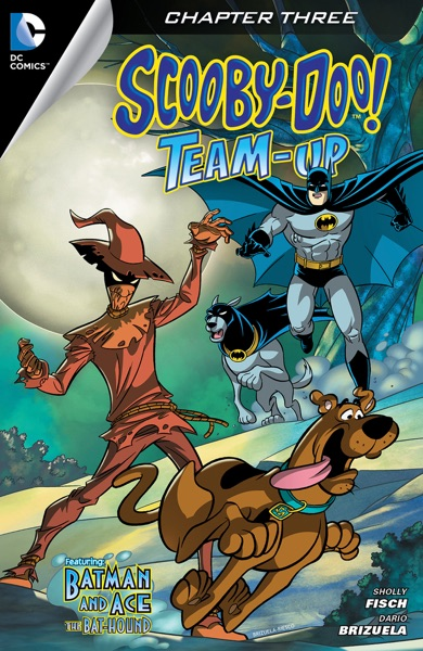 Scooby-Doo Team-Up (2013- ) #3 by Sholly Fisch & Dario Brizuela Book Summary, Reviews and E-Book Download