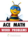 Ace Math Word Problems book summary, reviews and downlod