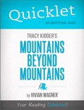 Quicklet on Tracy Kidder's Mountains Beyond Mountains book summary, reviews and downlod