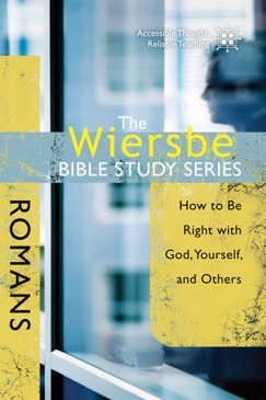 The Wiersbe Bible Study Series: Romans E-Book Download