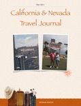 California & Nevada Travel Journal book summary, reviews and download