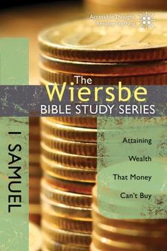 The Wiersbe Bible Study Series: 1 Samuel E-Book Download