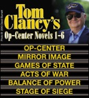Tom Clancy's Op-Center Novels 1-6 book summary, reviews and downlod