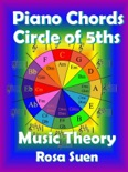 Music Theory - Piano Chords Theory - Circle of 5ths book summary, reviews and download