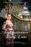 A Disappearance in Drury Lane book summary, reviews and downlod