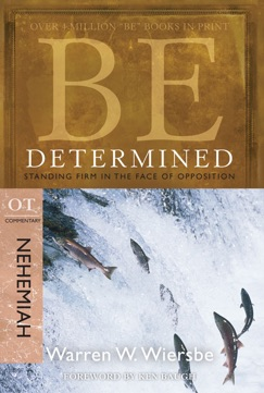 Be Determined (Nehemiah) E-Book Download