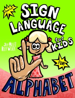 Sign Language for Kids - Alphabet E-Book Download