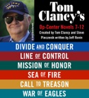 Tom Clancy's Op-Center Novels 7-12 book summary, reviews and downlod