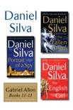 Daniel Silva's Gabriel Allon Collection, Books 11 - 13 book summary, reviews and downlod