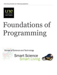 Foundations of Programming book summary, reviews and download