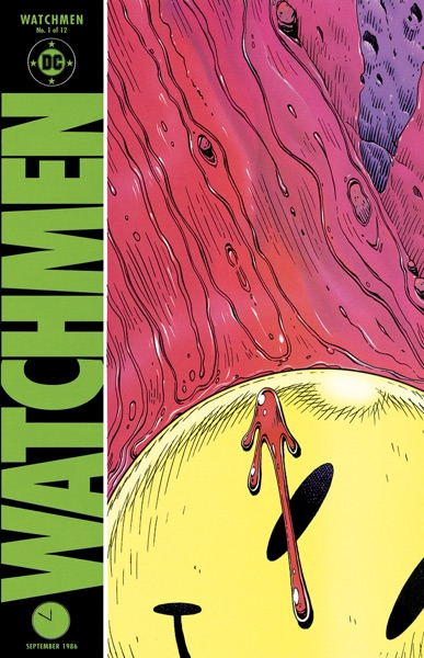 Watchmen (1986-) #1 by Alan Moore & Dave Gibbons Book Summary, Reviews and E-Book Download