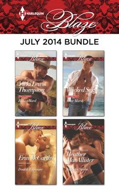 Harlequin Blaze July 2014 Bundle E-Book Download