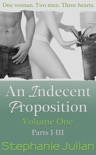 An Indecent Proposition Volume 1 book summary, reviews and downlod