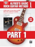 Alfred's Basic Rock Guitar 1 - Part 1 book summary, reviews and download