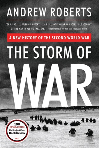 The Storm of War by HARPERCOLLINS PUBLISHERS   book summary, reviews and downlod