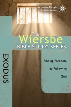 The Wiersbe Bible Study Series: Exodus E-Book Download