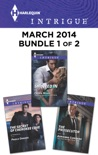 Harlequin Intrigue March 2014 - Bundle 1 of 2 book summary, reviews and downlod