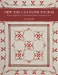 New English Paper Piecing book summary, reviews and download