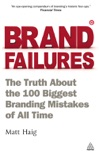 Brand Failures book summary, reviews and downlod