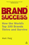 Brand Success book summary, reviews and downlod