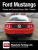 Ford Mustangs book image