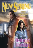 New Spring: The Graphic Novel book summary, reviews and downlod