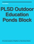 PLSD Outdoor Education Ponds Block book summary, reviews and download
