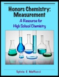 Honors Chemistry: Measurement book summary, reviews and download