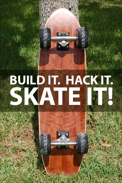 Build it. Hack it. Skate it! by Authors and Editors of Instructables Book Summary, Reviews and E-Book Download