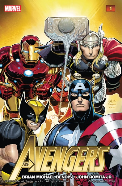 The Avengers, Vol. 1 by Brian Michael Bendis & John Romita, Jr. Book Summary, Reviews and E-Book Download