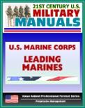 U.S. Marine Corps (USMC) Leading Marines book summary, reviews and downlod