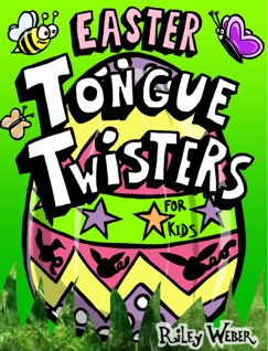 Easter Tongue Twisters for Kids E-Book Download