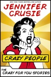 Crazy People book summary, reviews and downlod