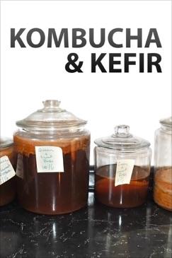 Kombucha and Kefir E-Book Download