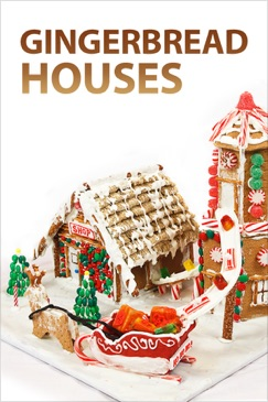 Gingerbread Houses E-Book Download