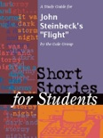 """A Study Guide for John Steinbeck's """"Flight"""" book summary, reviews and downlod"""