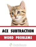 Ace Subtraction Word Problems book summary, reviews and downlod