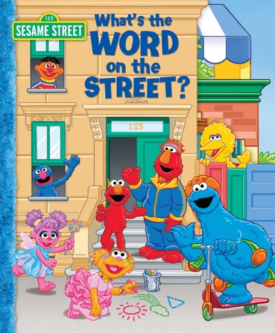 What's the Word on the Street? (Sesame Street) by Jodie Shepherd & Tom Brannon Book Summary, Reviews and E-Book Download