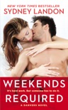 Weekends Required e-book