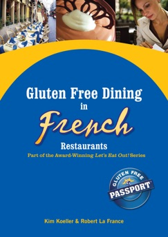 Gluten Free Dining in French Restaurants E-Book Download