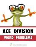 Ace Division Word Problems book summary, reviews and downlod