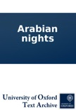 The Arabian Nights book summary, reviews and downlod