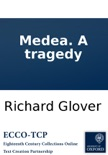 Medea. A tragedy book summary, reviews and downlod