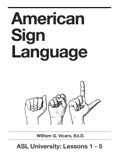 American Sign Language 1 - 5 book summary, reviews and download
