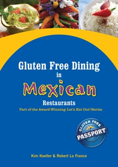 Gluten Free Dining in Mexican Restaurants E-Book Download