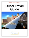 Dubai Travel Guide book summary, reviews and download