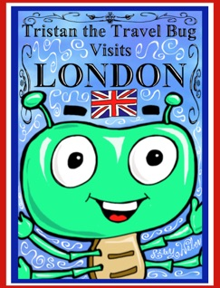 Tristan the Travel Bug Visits London E-Book Download