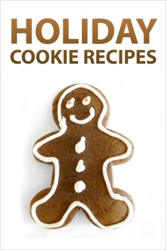 Holiday Cookie Recipes E-Book Download